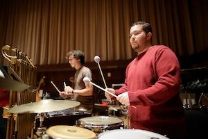 OCU music drummer