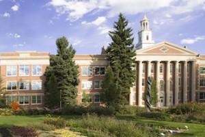 Arts center Colorado State University