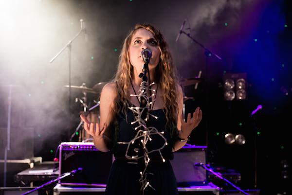 LIPA female singer