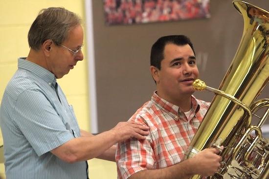 Robert Rickover teaching Alexander Technique