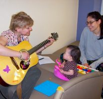 Music Therapy: Making a Difference One Note at a Time