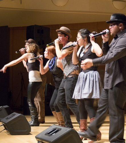 UC Denver singers