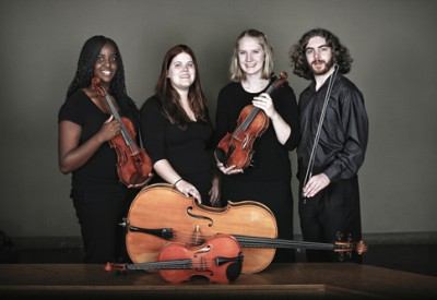 Hayes Quartet Appalachian State University