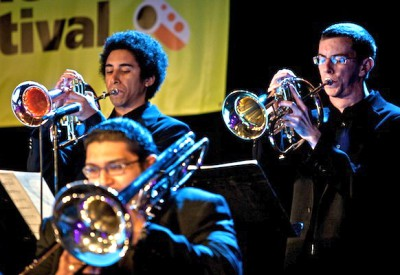 APU jazz band brass