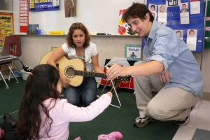 music therapy music education