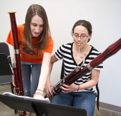 Syracuse music Bassoons