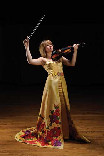 Baldwin Wallace University Conservatory of Music violin