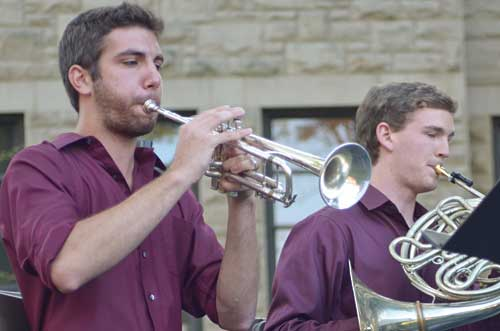 Baldwin Wallace University Conservatory of Music brass