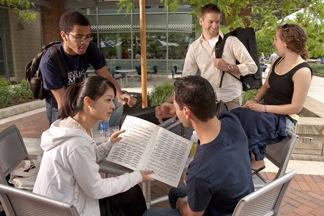 Penn State Creamery music