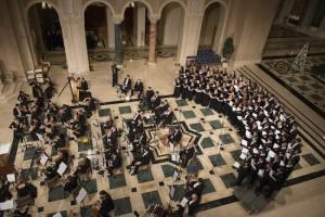 Catholic University music concert