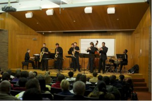 WMU Jazz Performance