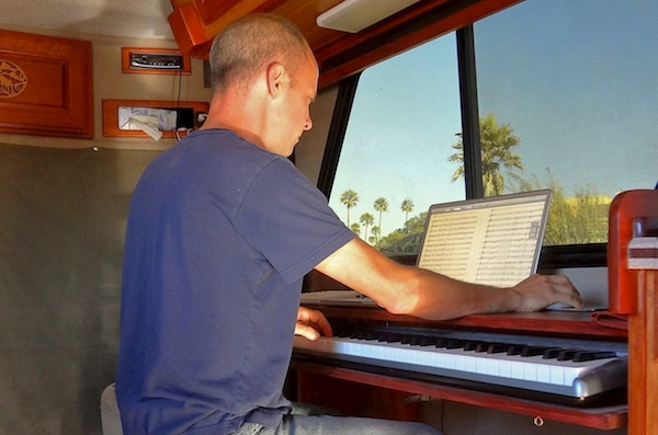 """On the Road with """"Family Guy"""" Orchestrator"""