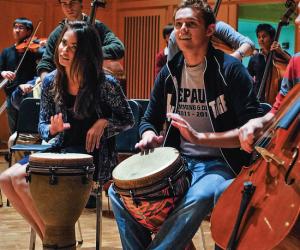 DePauw University music