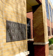 University of Houston Moores School of Music