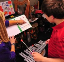 Music Therapy for Children with Autism: <br />A Rewarding Career Path