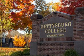Gettysburg College campus