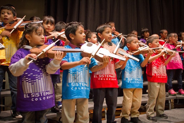 El Sistema: Transforming Lives through Music Education
