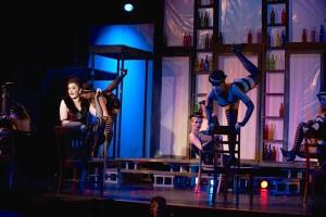dance training musical theatre