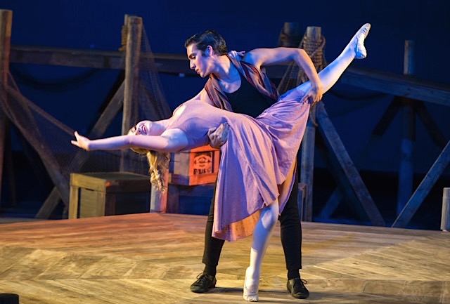 Dance Training for Musical Theatre Students
