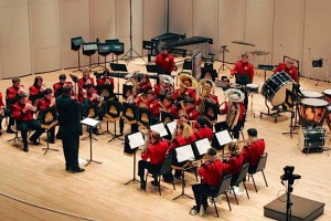Mansfield University music