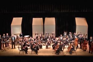 Mansfield-University music