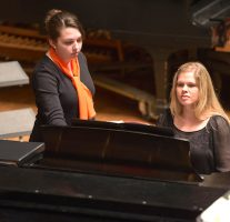 A Career for Pianists in Collaborative Piano