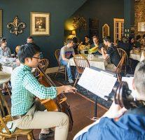Entrepreneurship Training for Music Majors