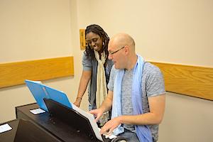 Music Therapy piano