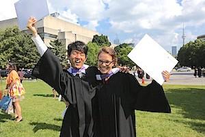 Univ of Toronto music graduates