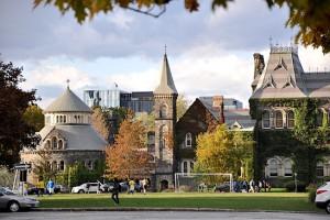 Univ of Toronto music campus