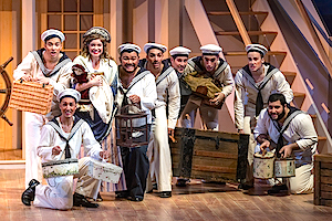 Univ of Toronto musical theatre