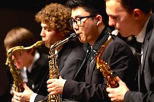 Univ of Toronto saxophones