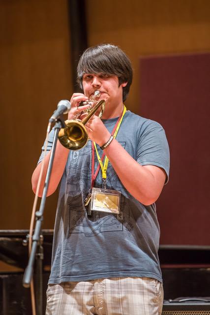 summer music 18 trumpet
