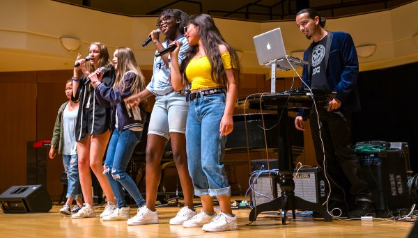 summer music camps 2020