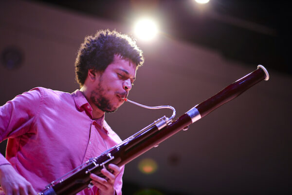 Boston Conservatory at Berklee bassoon student