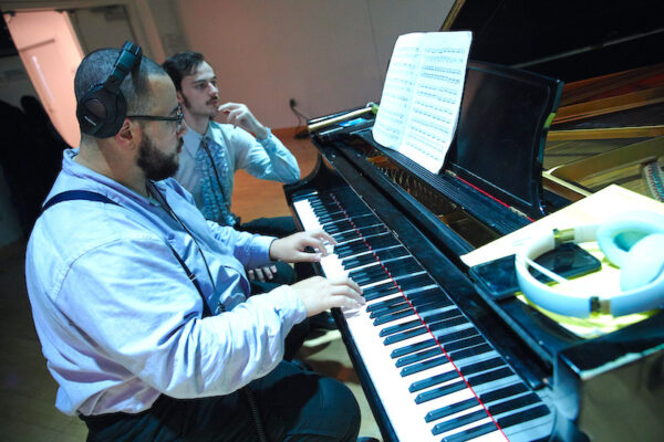 Boston Conservatory at Berklee piano student