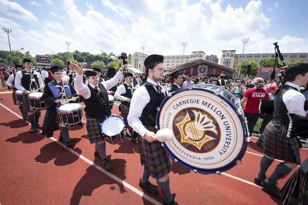 Carnegie Mellon University marching band