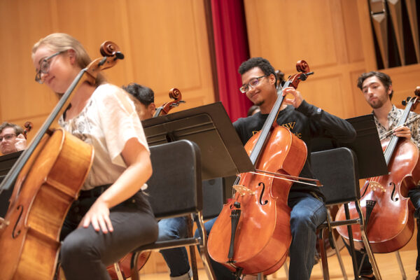 Orchestra Practice