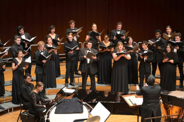 Depaul music choir
