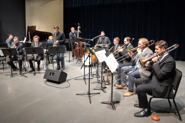 Depaul music ensemble