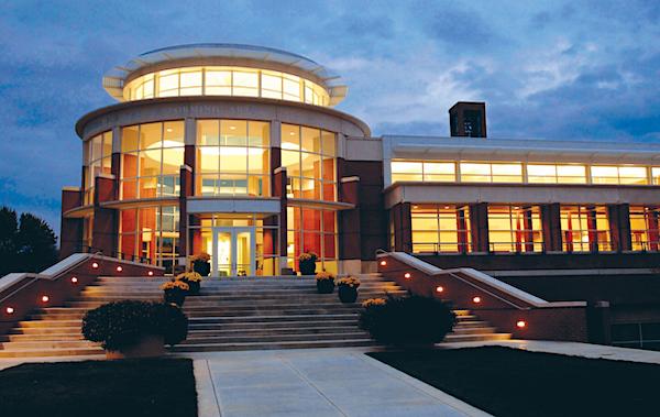 Depauw University music building