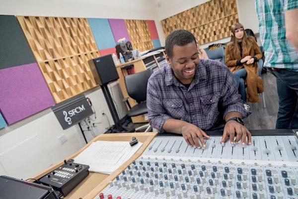 San Francisco Conservatory music studio
