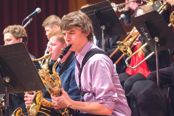 University of Colorado music jazz