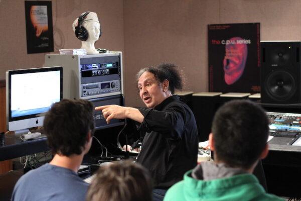 University of Oregon Music Tech