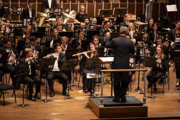 Eastman School of Music conductor