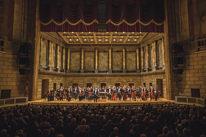 Eastman School of Music orchestra