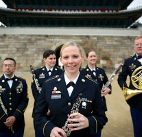 Military Band Career