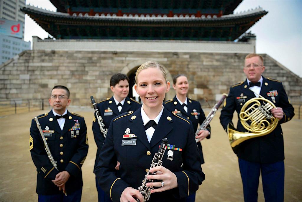 Military Band Career