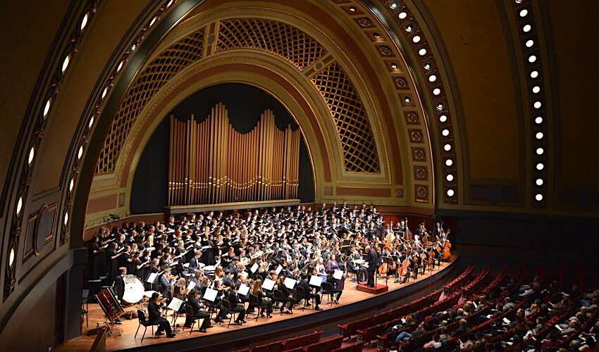 University of Michigan School of Music, Theatre & Dance