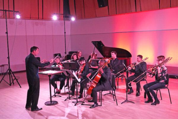 University of Michigan music - ensemble